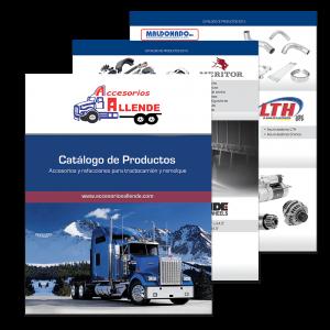 Catálogo de productos | Accesorios Allende