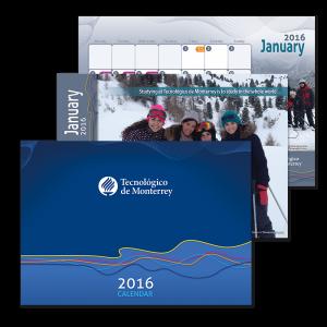 Calendario 2016   ITESM