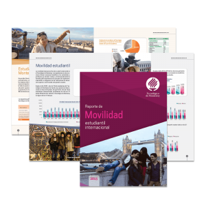 Reporte de Movilidad estudiantil internacional   ITESM